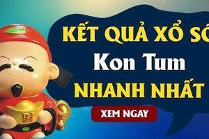 XSKT 13/12 - Kết quả xổ số Kon Tum hôm nay chủ nhật ngày13/12/2020