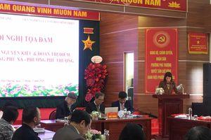 Danh nhân Nguyễn Kiều và nữ sĩ Đoàn Thị Điểm với quê hương Phú Xá