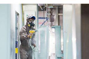 Công nghiệp Việt Nhật: Khắc phục hậu quả lỗi bong rộp sơn, nâng cao sự hài lòng của khách hàng