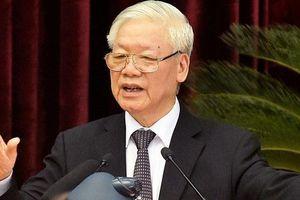 Khai mạc Hội nghị Trung ương 14: Giới thiệu nhân sự Bộ Chính trị, Ban Bí thư khóa XIII