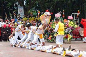 Trình diễn di sản văn hóa phi vật thể thành phố Hà Nội