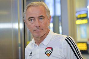 UAE bổ nhiệm HLV Van Marwijk để đấu tuyển Việt Nam