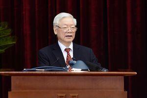 Phát biểu của Tổng Bí thư, Chủ tịch nước Nguyễn Phú Trọng khai mạc Hội nghị Trung ương 14