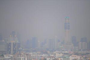 Bụi mịn phủ kín Thủ đô Bangkok