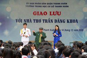 TP Hà Nội đổi mới mạnh mẽ hoạt động 'Sinh hoạt dưới cờ'