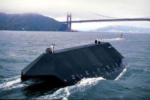 Tại sao Mỹ cố 'đốt' tiền đầu tư chế tạo tàu chiến tàng hình?