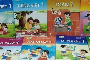NXB Giáo dục đề xuất chỉnh sửa cả 4 bộ sách giáo khoa lớp 1