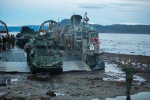 Thủy quân lục chiến Mỹ thiết kế tàu đổ bộ mới để hoạt động ở bờ biển Trung Quốc
