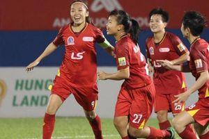 Vô địch giải nữ quốc gia, Huỳnh Như thành ứng viên nặng ký cho QBV
