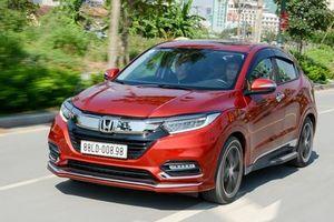 Honda HR-V biến mất khỏi phân khúc xe tiềm năng nhất Việt Nam?