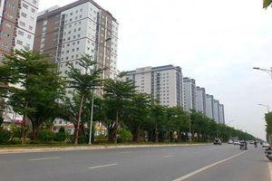 Dự án đường trục phía Nam tỉnh Hà Tây cũ giờ ra sao?