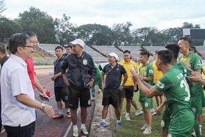 Mời gọi doanh nghiệp tiếp quản CLB Bóng đá Cần Thơ tiếp tục thi đấu tại giải hạng Nhất quốc gia
