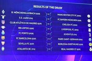 Kết quả bốc thăm Champions League và Europa League 2020-2021