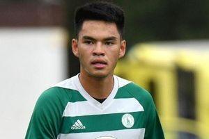 Tiền vệ Việt kiều Tony đến CLB Bình Định