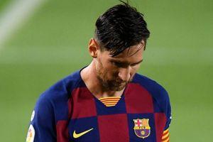 10 cột mốc khiến Barca chìm sâu khủng hoảng trong năm 2020