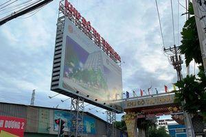 Dự án Thịnh Gia Tower - Ruby Land: Cty Ngọc Điền sai phạm... khách cẩn trọng