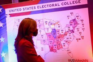 Tranh cãi về vai trò của Đại cử tri đoàn trong cuộc bầu cử tổng thống Mỹ