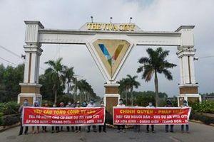 Khách hàng mua đất dự án Viva City kêu cứu vì Công ty LDG 'ngâm sổ đỏ'