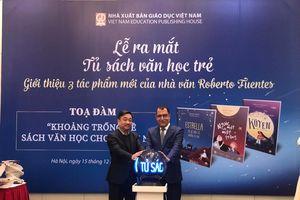 Tác phẩm văn học thiếu nhi Chile thu hút độc giả Việt Nam