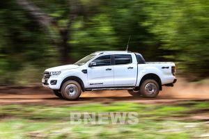 Ford đầu tư 580 triệu USD để sản xuất thế hệ tiếp theo của mẫu Ranger