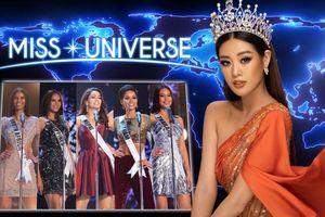 Miss Universe không chọn Top theo khu vực: Khánh Vân liên tục gặp bất lợi để vào Top 15 Miss Universe?