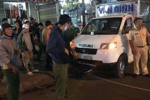 Tai nạn ở Gia Lai: Ngồi trước đầu xe tải, người phụ nữ bị cán tử vong