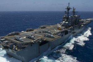 Thủy quân lục chiến Mỹ thiết kế tàu chiến mới có khả năng đưa lính thủy đánh bộ từ biển vào thẳng bờ
