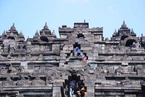 Borobudur - kỳ quan Phật giáo tại đất nước Hồi giáo Indonesia