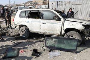 Đánh bom tại Kabul khiến ít nhất 3 người thiệt mạng