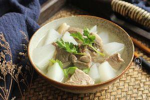 Củ cải trắng cực tốt nhưng cẩn thận hóa độc, mất dinh dưỡng nếu ăn kết hợp cùng 5 loại thực phẩm quen này