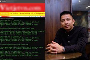 Hiếu PC 'đánh sập' 2 website mạo danh hãng hàng không, nhận về cú 'phản dame' cực gắt