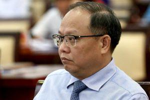 Đình chỉ tư cách đại biểu HĐND TP.HCM đối với ông Tất Thành Cang