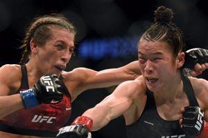 10 trận đấu hay nhất UFC năm 2020