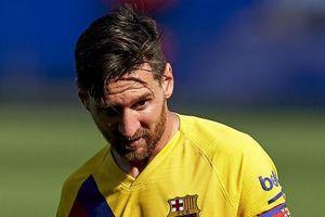 'Barca không kham nổi mức lương của Messi'