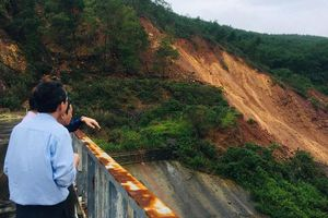 Thủy điện Hương Điền điều tiết xả nước đối phó với mưa lớn