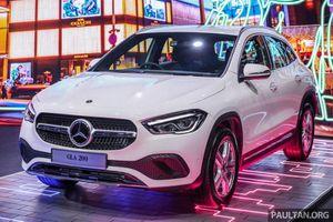 Mercedes-Benz GLA 2021 từ 1,39 tỷ tại Malaysia, chờ về Việt Nam