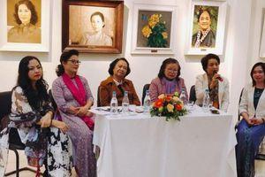 Nhiều nghiên cứu khoa học xuất sắc được giới thiệu tại Hội thảo 'Phụ nữ trí thức vì hòa bình và thịnh vượng'