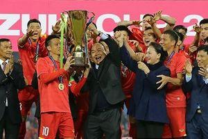 Hình ảnh không quên: ĐT Việt Nam vô địch AFF Cup