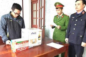 Hà Tĩnh: Liên tiếp bắt nhiều đối tượng vận chuyển, buôn bán pháo nổ trái phép