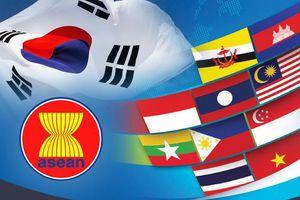 Hàn Quốc-ASEAN lập cơ chế đối thoại liên quan đến lĩnh vực môi trường