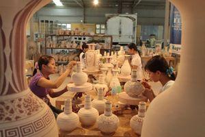 Xây dựng thương hiệu để làng nghề hội nhập EVFTA