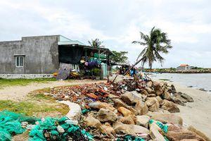Đề xuất xây kè biển ở khu dân cư Ninh Tịnh