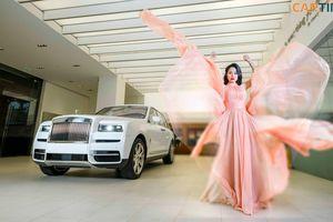 Nhà phân phối xe sang Rolls-Royce mới tại Việt Nam là ai?