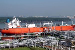 Tăng 22% thời gian khai thác cầu cảng kho cảng PVGas Vũng Tàu
