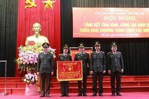 Tập trung lực lượng, biện pháp đảm bảo tuyệt đối an ninh chính trị nội bộ