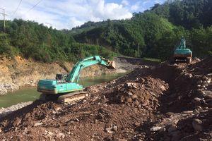 Thủy điện tích 'bom nước' trái phép ở Huế: Bao nhiêu hecta rừng bị ảnh hưởng?