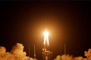 Tàu thăm dò Mặt trăng của Trung Quốc trở lại Trái đất an toàn