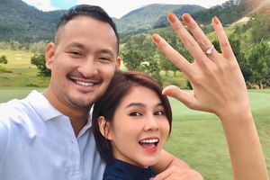 Hành trình 3 tháng yêu và quyết định cưới của Thu Hoài