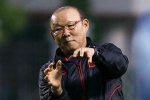 HLV Park chỉ đạo trận giao hữu giữa tuyển Việt Nam và U22 thế nào?