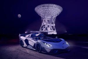 Lamborghini SC20 - siêu xe độc nhất thế giới do khách hàng tự thiết kế